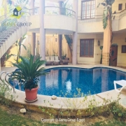 Villa For Rent in New Cairo West Golf
