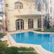 Amazing Villa For Rent In West Golf New Cairo