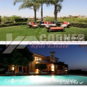 Villa for Rent in Katameya Heights Golf View New Cairo