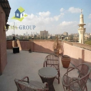 Roof top Apartment For Rent In Maadi